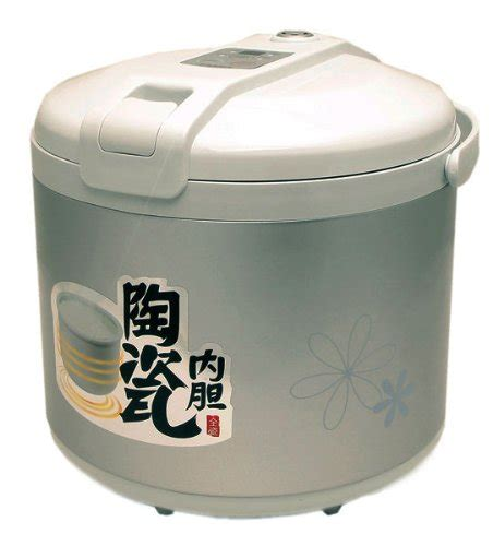 Rice Cooker 2 Liter ceramic rice cooker 2 liter by hannex your best appliances