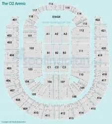 o2 london floor plan o2 arena london seating plan