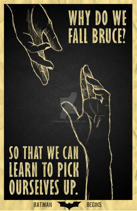 Batman Wallpaper Why Do We Fall   why do we fall by panky25 on deviantart
