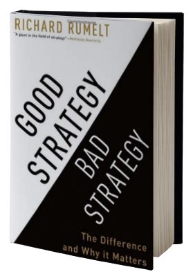 good strategy bad strategy the good strategy bad strategy the difference and why it matters pdf
