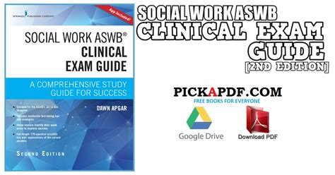 Pdf Social Work Aswb Clinical Guide by Social Work Aswb Clinical Guide Pdf Free