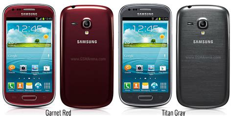 Hp Samsung Galaxy Lll Mini samsung galaxy s iii mini officially gets four new colors