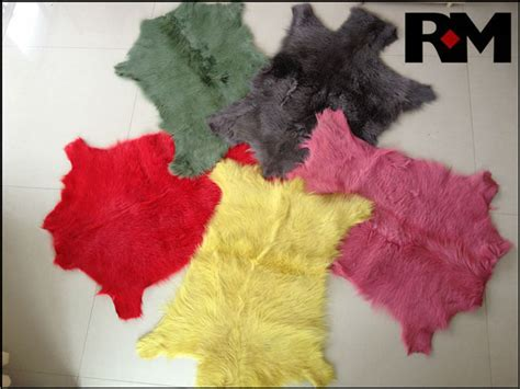 colored sheepskin rugs china factory wholesale 100 real sheepskin rug colored buy sheepskin rug colored china