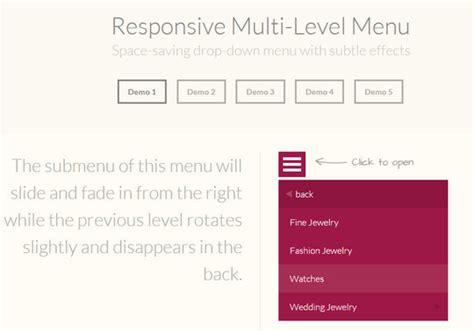 design menu responsive 37 responsive navigation menus plugins tutorials