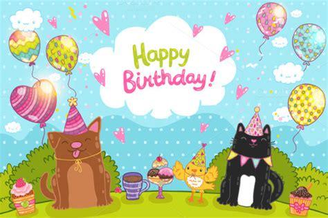 design kartu ucapan birthday free design kartu ucapan happy birthday 187 designtube