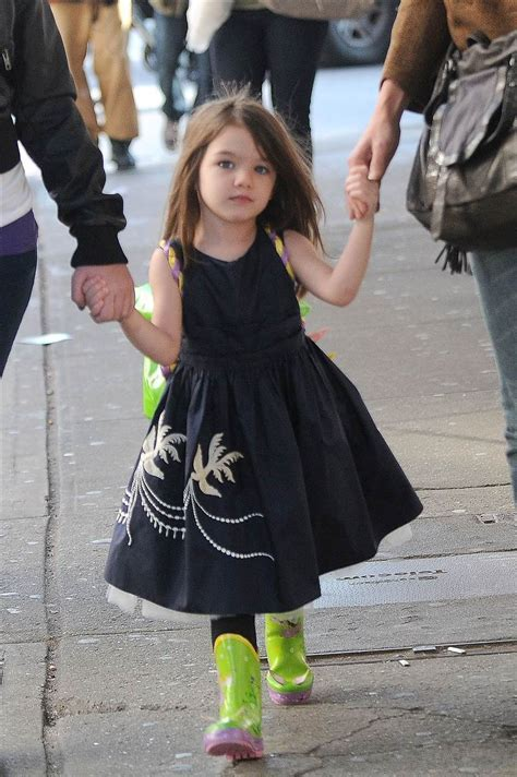 Many styles of Suri Cruise   TODAY.com