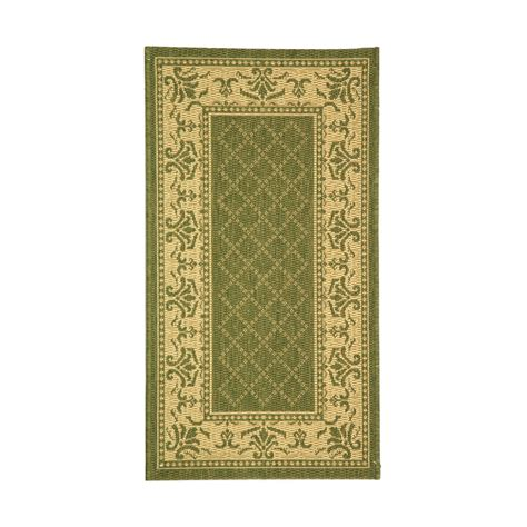 Lowes Indoor Outdoor Rug Safavieh Cy0901 1e06 Courtyard Indoor Outdoor Area Rug Lowe S Canada