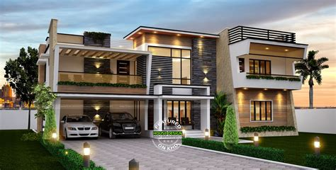contemporary homes plans luxuries contemporary house plan by creo homes amazing