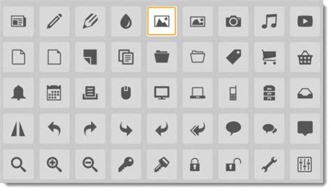 Imagenes Vectoriales Css | icomoon m 225 s de 1800 iconos vectoriales gratuitos