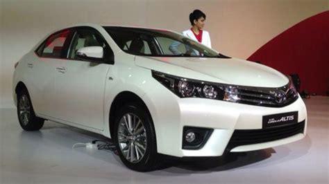 Toyota Corolla Altis Price India 2014 Toyota Cat In India Html Autos Weblog