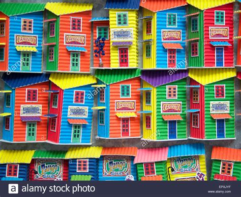 Italy Houses by Image Gallery La Boca Buenos Aires
