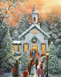 1000 ideas about beautiful christmas scenes on pinterest