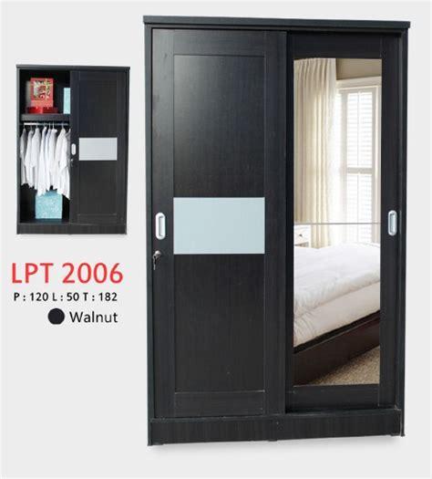 Lemari Pakaian 2 Pintu Lpt 2006 By Lunar lunar lpt 2006 lemari pakaian pintu sliding satu kantor