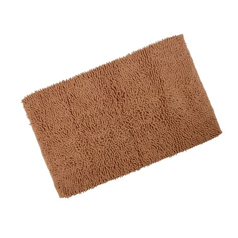 chenille bath rugs odyssey chenille cotton shower bath mat soft washable bathroom rug new 80x50cm ebay