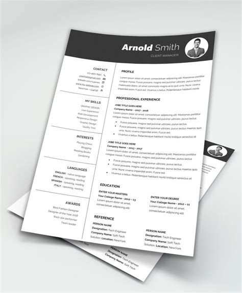 Free Downloadable Resume Templates by Forever Free Resume Templates Downloadable Maxresumes