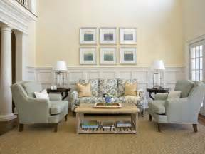 Upholstery Philadelphia Traditional Living Room With Pastel Blue And Yellow