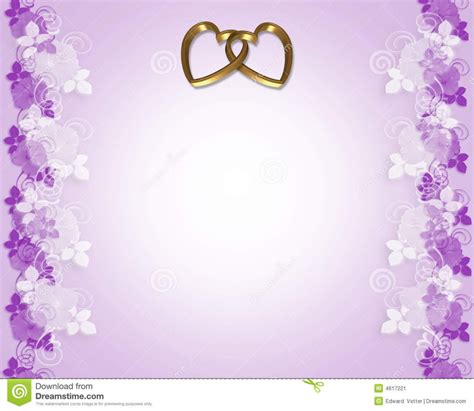 Wedding Borders With Rings by Border Design Wedding Card With Ring Wedding Card Golden