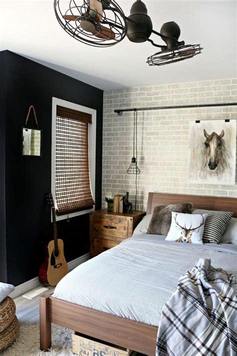 chambre rock best chambre ado mur noir contemporary ridgewayng com