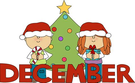 month of december clip month of december image