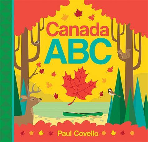 canada abc paul covello board book
