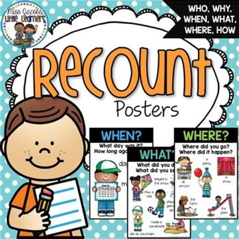 printable recount poster pinterest the world s catalog of ideas