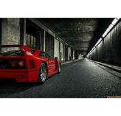 Ferrari F40  Cars Car