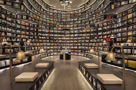 hangzhou zhongshuge bookstore li xiang archdaily
