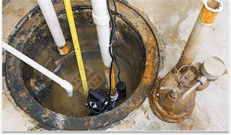 Sump Pump Installation Repair Foundation Drain Install Pit Installation