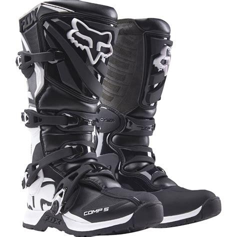 garnier motocross boots fox racing comp 5 bottes femmes mx bottes fortnine