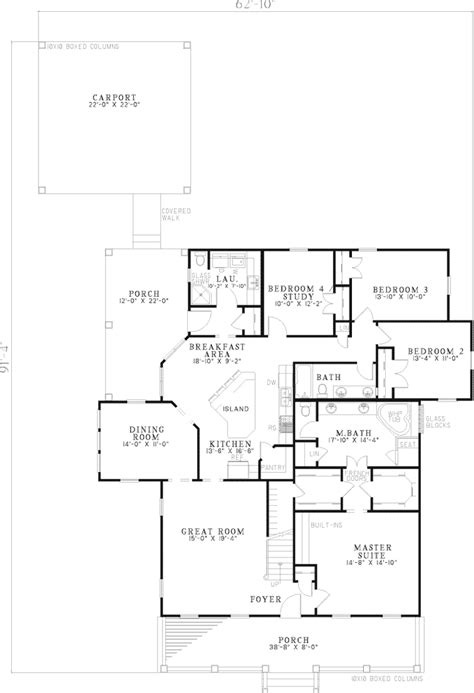 houseplans and more morwenna country home plan 055d 0198 house plans and more