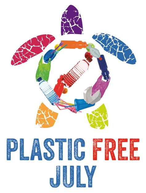 logo st for plastic plastic free july part of effort to help save st kitts