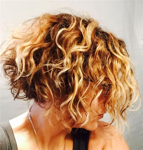 best 25 curly bob hairstyles ideas on pinterest 15 photo of short curly inverted bob hairstyles