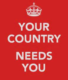 your country needs you poster tracy keep calm o matic