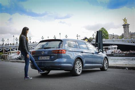 Vw Passat Variant Kofferraum Maße by Vw Passat Variant Fahrbericht Newcarz