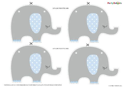 Elephant Baby Shower by Free Printable Elephant Baby Shower Bunting Delights