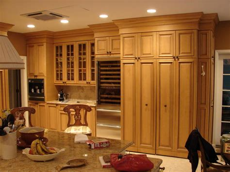 Tall Kitchen Cabinets The Best Choice ? The Decoras