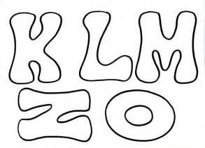 free moldes de letras t coloring pages