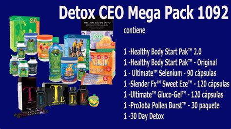 Youngevity Detox Reviews by Youngevity Detox Ceo Mega Pack 1092 123vid