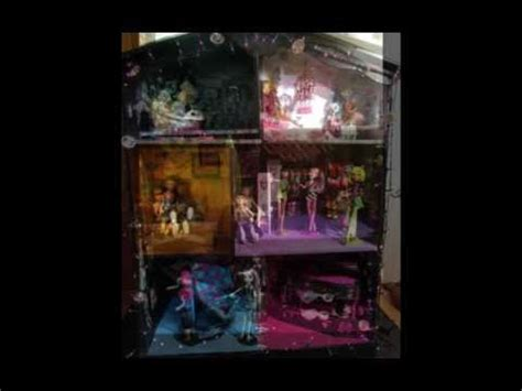 doll house youtube quot monster high dollhouse quot youtube