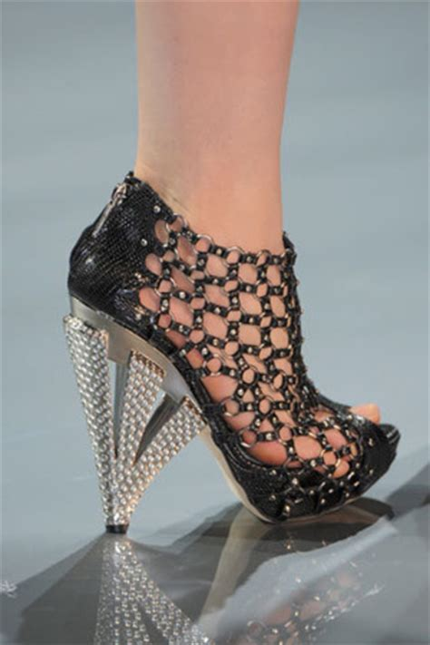 couture shoes couture shoes quot christian haute couture quot by