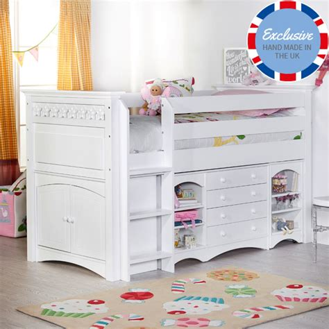 cabin beds for girls daisy cabin bed