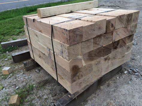 Cribbing Wood by Hardwood Cribbing Pipeline Skid Services