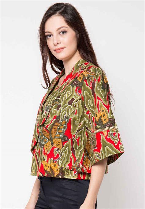 contoh gambar baju batik gamis contoh ole