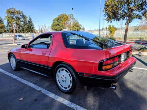 mazda ll 1987 mazda rx7 turbo ll for sale mazda rx 7 turbo ll