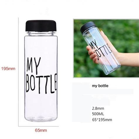 mybottle my bottle botol minum botol anak botol lucu 500ml elevenia