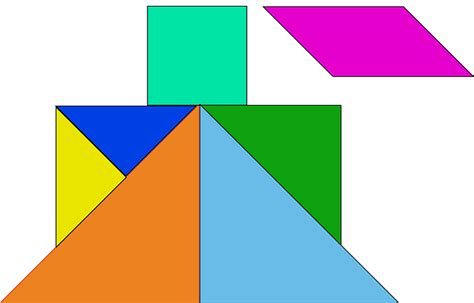 colored shapes shapes shape puzzle colored color