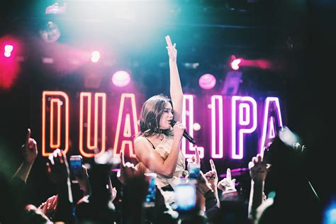 Dua Lipa Concert Tickets | dua lipa 03 04 17 boston ma stitched sound