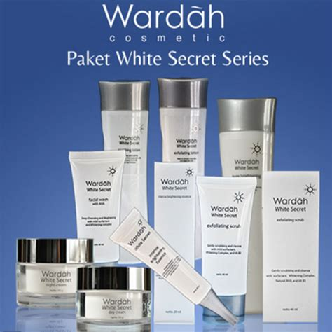 Wardah White Secret Renew You Anti Aging harga wardah white secret series 2017 harga bedak