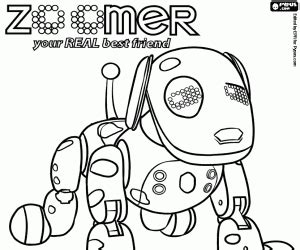 robot dog coloring page toys and games coloring pages printable games