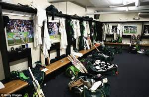 what is a room pictures inside the australian dressing room at the gabba daily mail